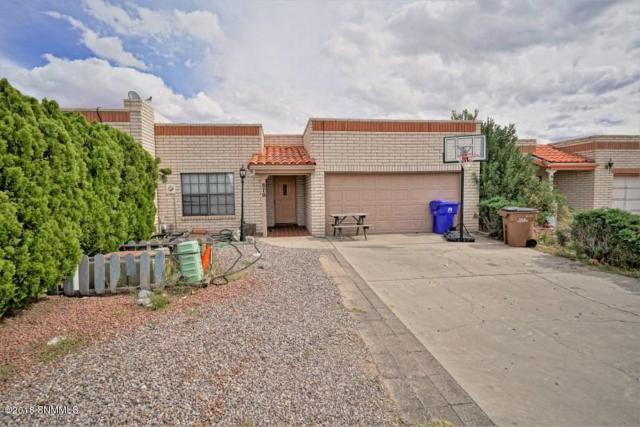 870 Camino Del Rex, Las Cruces, NM 88007 (MLS #1807828) :: Austin Tharp Team