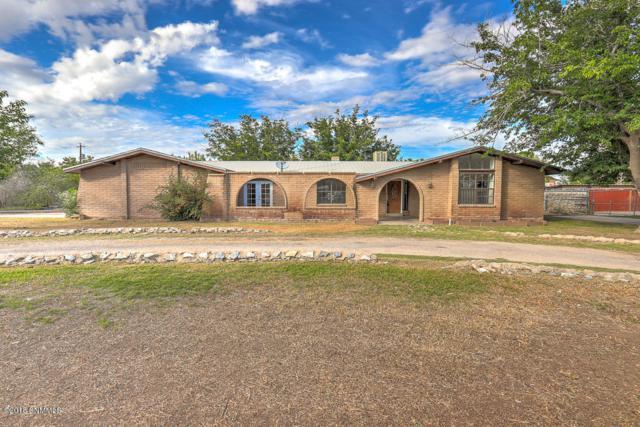 1428 Burke Rd. Road, Las Cruces, NM 88007 (MLS #1807883) :: Steinborn & Associates Real Estate