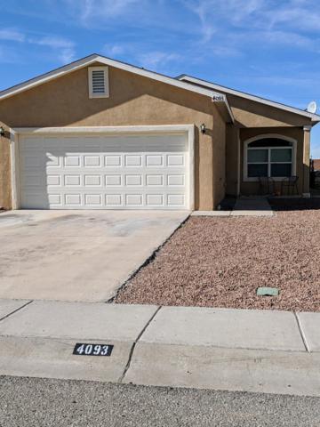 4093 Winters Street, Las Cruces, NM 88005 (MLS #1807892) :: Steinborn & Associates Real Estate