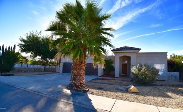 3841 Shady Glen Avenue, Las Cruces, NM 88005 (MLS #1807897) :: Steinborn & Associates Real Estate