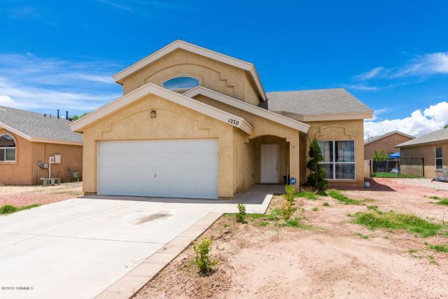 1270 Fountain Loop, Las Cruces, NM 88007 (MLS #1807916) :: Austin Tharp Team