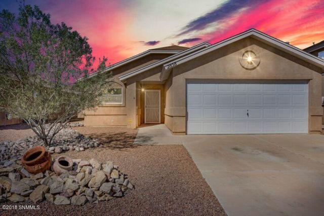 2838 Fountain Avenue, Las Cruces, NM 88007 (MLS #1807917) :: Steinborn & Associates Real Estate