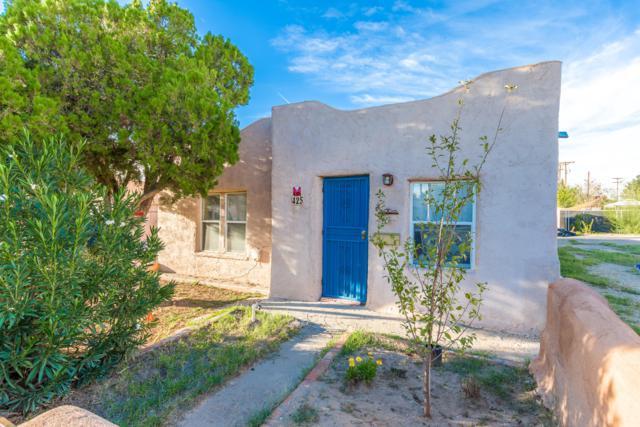 425 E Picacho Avenue, Las Cruces, NM 88001 (MLS #1807952) :: Austin Tharp Team