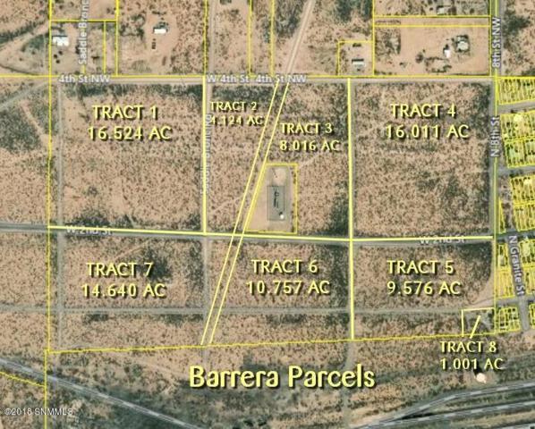 000 2nd Street, Deming, NM 88030 (MLS #1807968) :: Austin Tharp Team