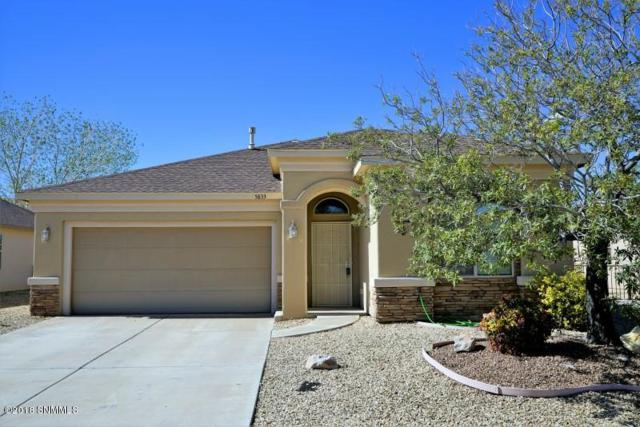 5833 Coyote Flats, Las Cruces, NM 88005 (MLS #1807973) :: Steinborn & Associates Real Estate