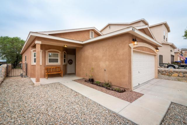 4625 Mesita Street, Las Cruces, NM 88012 (MLS #1807984) :: Austin Tharp Team