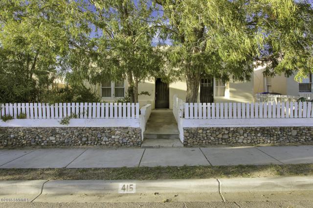 415 E May Avenue, Las Cruces, NM 88001 (MLS #1807988) :: Austin Tharp Team