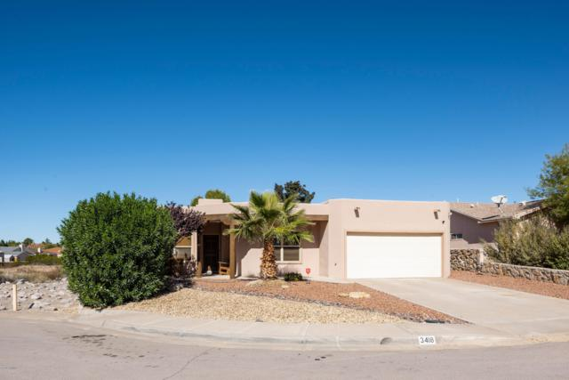 3418 Park Ridge Place, Las Cruces, NM 88005 (MLS #1807990) :: Steinborn & Associates Real Estate