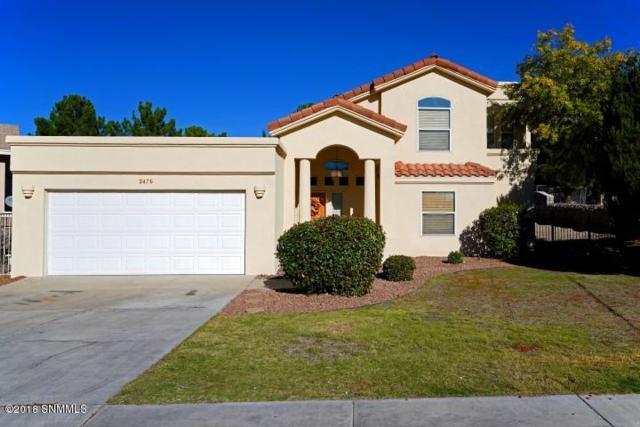 2476 Cheyenne Drive, Las Cruces, NM 88011 (MLS #1807995) :: Steinborn & Associates Real Estate