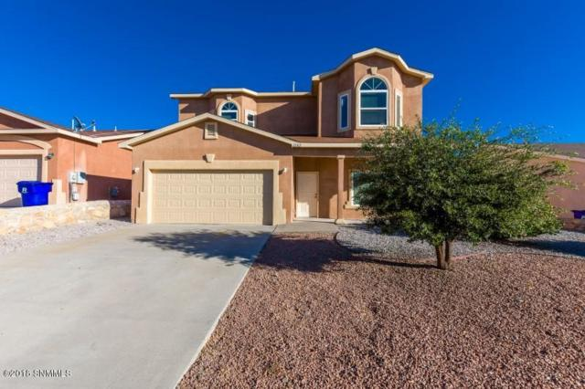 1152 Gunsight Peak Drive, Las Cruces, NM 88001 (MLS #1808014) :: Austin Tharp Team