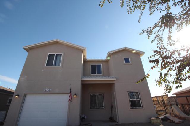 4467 Valle Del Luz Circle, Las Cruces, NM 88007 (MLS #1808062) :: Steinborn & Associates Real Estate