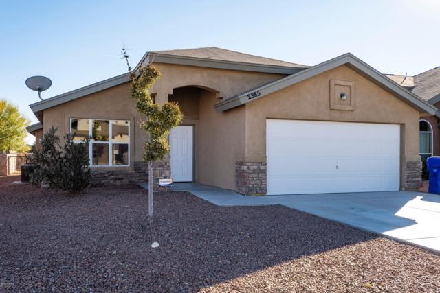 2885 San Elizario Court, Las Cruces, NM 88007 (MLS #1808072) :: Steinborn & Associates Real Estate