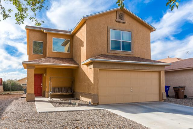 5815 Desert Peak Place, Las Cruces, NM 88012 (MLS #1808101) :: Austin Tharp Team