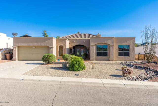 2248 Calais Avenue, Las Cruces, NM 88011 (MLS #1808109) :: Steinborn & Associates Real Estate