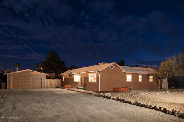 330 Montana Avenue, Las Cruces, NM 88005 (MLS #1808112) :: Steinborn & Associates Real Estate
