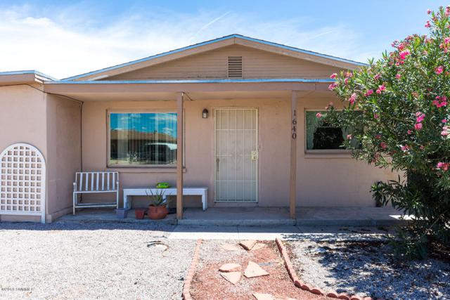 1640 Smith Avenue, Las Cruces, NM 88001 (MLS #1808130) :: Steinborn & Associates Real Estate