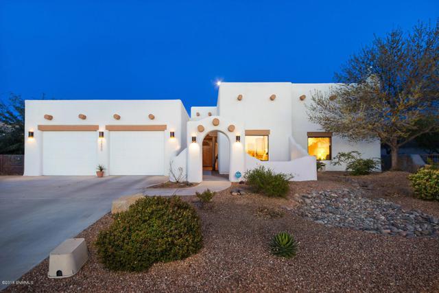 2800 Chante Court, Las Cruces, NM 88011 (MLS #1808157) :: Steinborn & Associates Real Estate