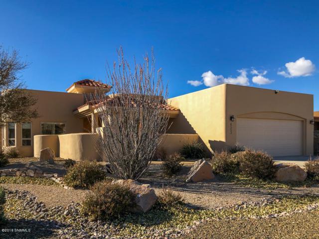 4503 Mesa Central Drive, Las Cruces, NM 88011 (MLS #1808159) :: Austin Tharp Team
