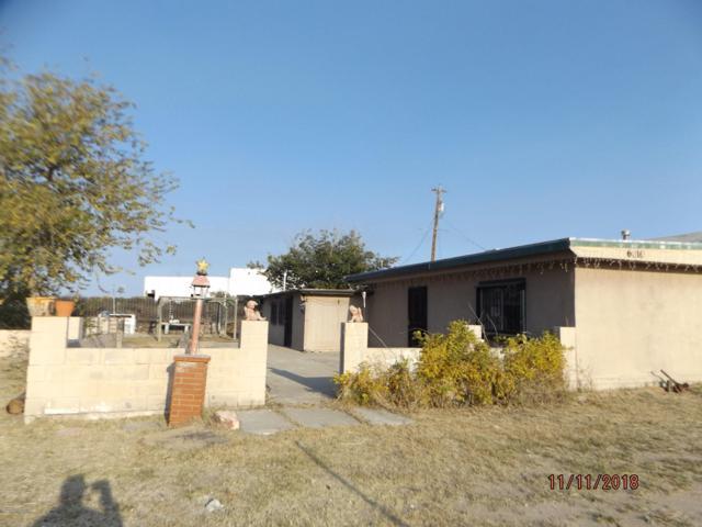 6010 Garcia Drive, Las Cruces, NM 88007 (MLS #1808204) :: Steinborn & Associates Real Estate