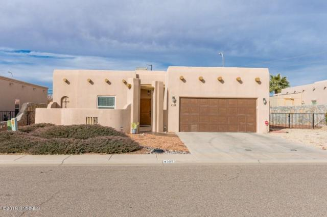 4308 Calle De Nubes, Las Cruces, NM 88012 (MLS #1808207) :: Austin Tharp Team