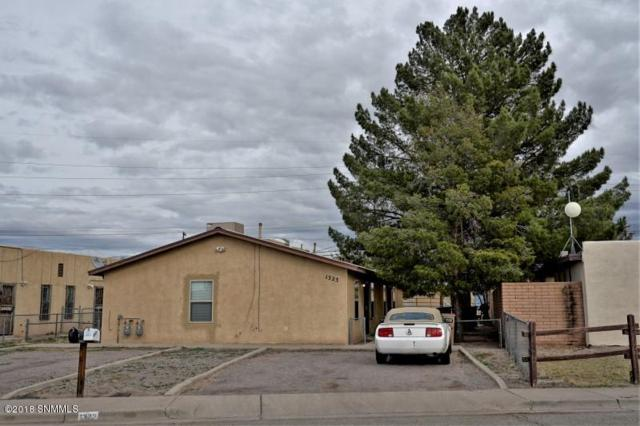 1323 Almendra, Las Cruces, NM 88001 (MLS #1808232) :: Steinborn & Associates Real Estate
