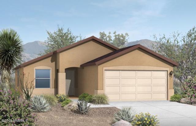 7080 Chaco, Las Cruces, NM 88012 (MLS #1808235) :: Steinborn & Associates Real Estate