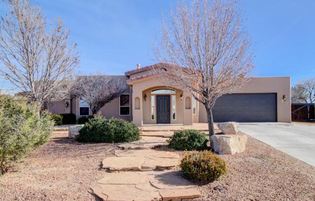 1737 San Leonardo Court, Las Cruces, NM 88005 (MLS #1808274) :: Steinborn & Associates Real Estate