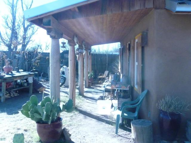 142 2nd Street, Rodeo, NM 88056 (MLS #1808319) :: Steinborn & Associates Real Estate