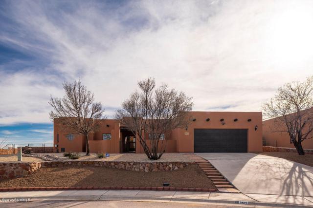 5615 Mira Montes, Las Cruces, NM 88007 (MLS #1808321) :: Steinborn & Associates Real Estate