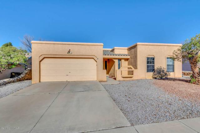 1013 Mondale Loop, Las Cruces, NM 88005 (MLS #1808354) :: Austin Tharp Team