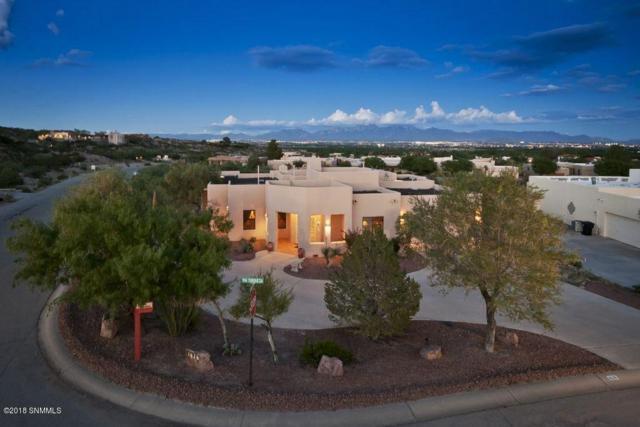 1626 Via Turquesa, Las Cruces, NM 88007 (MLS #1808361) :: Steinborn & Associates Real Estate