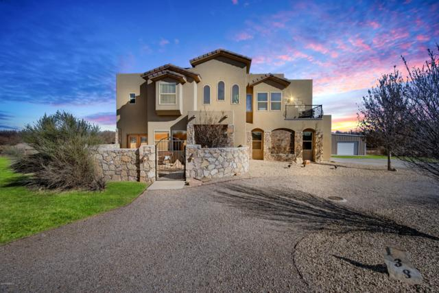 138 Esterlina Court, Las Cruces, NM 88005 (MLS #1808364) :: Steinborn & Associates Real Estate
