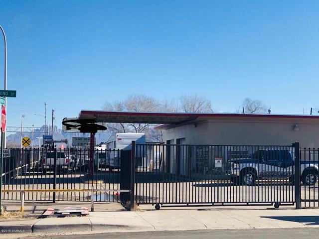 855 W Picacho Avenue, Las Cruces, NM 88005 (MLS #1808399) :: Austin Tharp Team