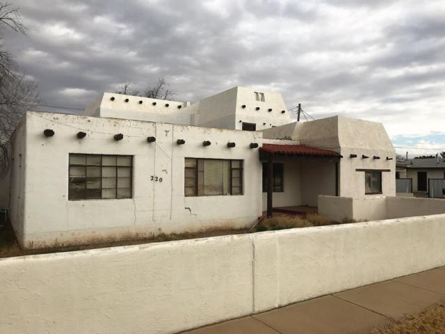 220 W Fleming Avenue, Las Cruces, NM 88005 (MLS #1900006) :: Steinborn & Associates Real Estate