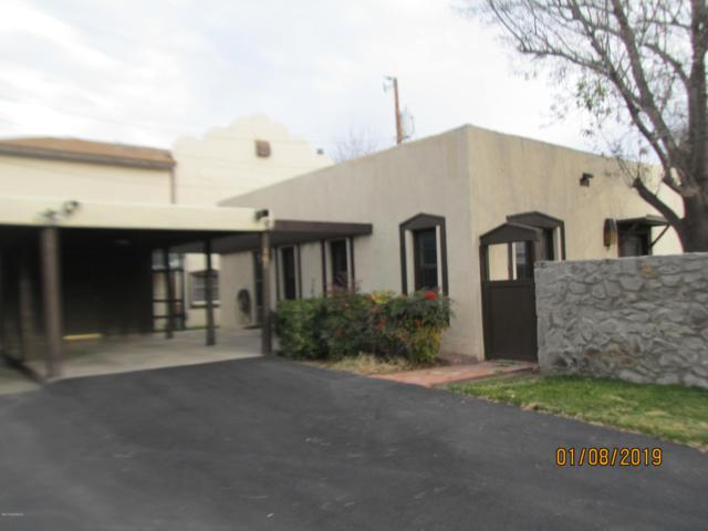 815 W Conway Avenue #107, Las Cruces, NM 88005 (MLS #1900070) :: Steinborn & Associates Real Estate