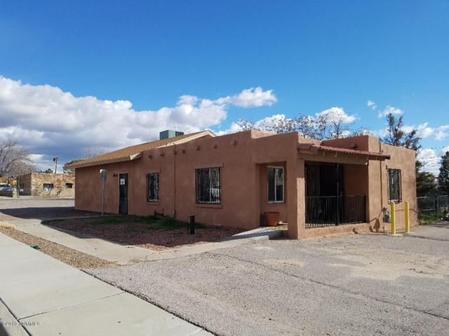 1308 E Arizona Avenue, Las Cruces, NM 88001 (MLS #1900100) :: Steinborn & Associates Real Estate