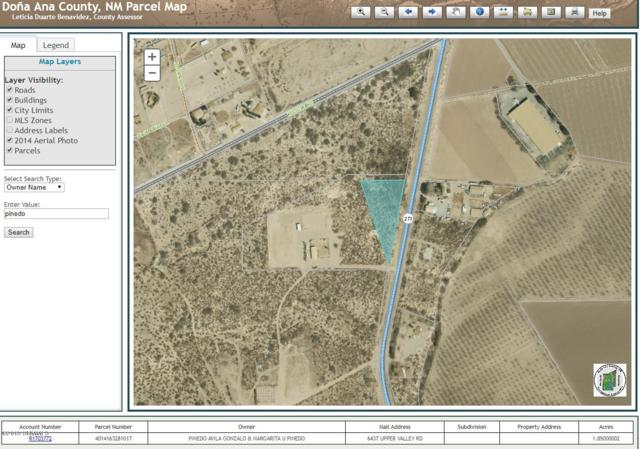 0000000 Mcnutt, Anthony, NM 88021 (MLS #1900106) :: Steinborn & Associates Real Estate