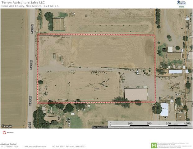 30 Ward Road, Vado, NM 88072 (MLS #1900108) :: Steinborn & Associates Real Estate