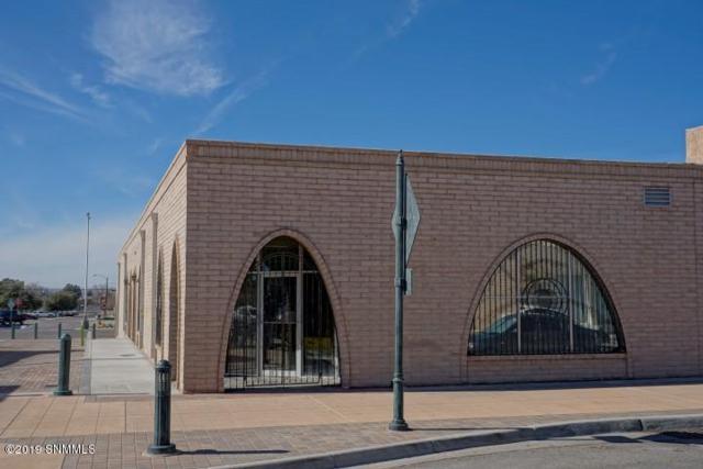 136 S Main Street, Las Cruces, NM 88001 (MLS #1900116) :: Austin Tharp Team
