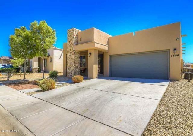 5506 Grove Drive, Santa Teresa, NM 88008 (MLS #1900117) :: Steinborn & Associates Real Estate