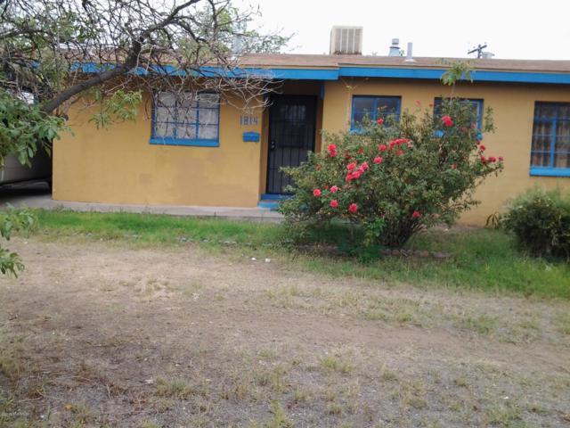 1814 Missouri Avenue, Las Cruces, NM 88001 (MLS #1900145) :: Austin Tharp Team
