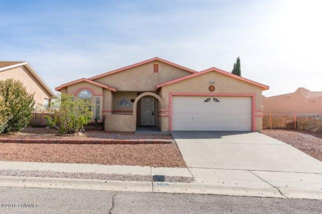 5036 Galina, Las Cruces, NM 88012 (MLS #1900162) :: Steinborn & Associates Real Estate