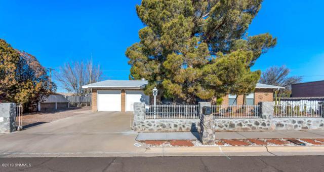 609 Hansen Avenue, Las Cruces, NM 88005 (MLS #1900199) :: Austin Tharp Team