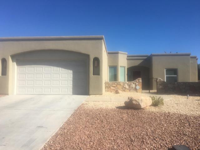 4110 Mojave Drive, Las Cruces, NM 88005 (MLS #1900200) :: Austin Tharp Team