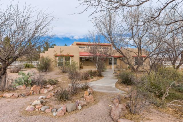 3991 Amistad Drive, Las Cruces, NM 88005 (MLS #1900244) :: Steinborn & Associates Real Estate