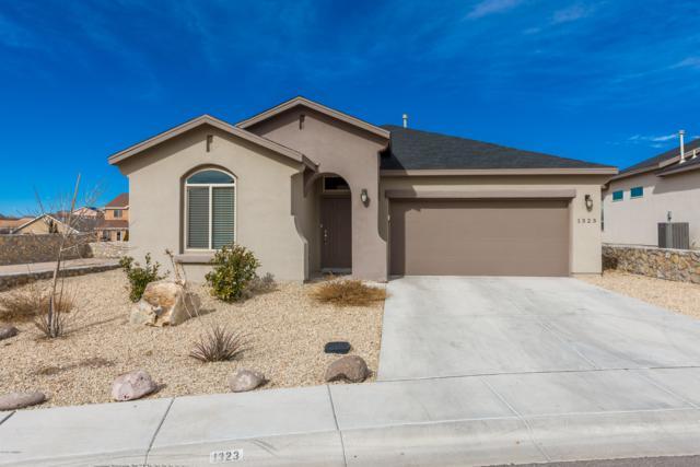 1323 Sapillo Drive, Las Cruces, NM 88012 (MLS #1900261) :: Steinborn & Associates Real Estate