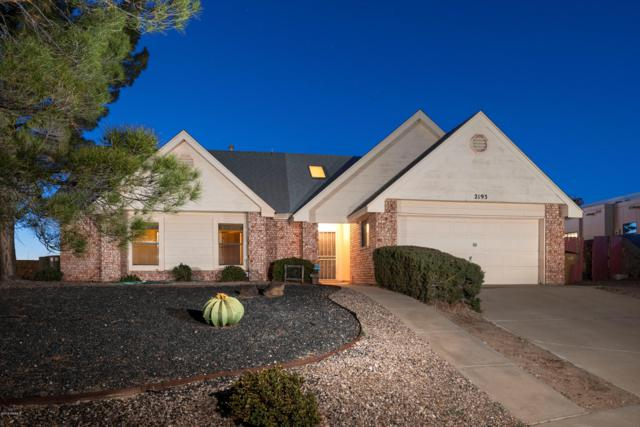 2193 Frontier Drive, Las Cruces, NM 88011 (MLS #1900295) :: Steinborn & Associates Real Estate