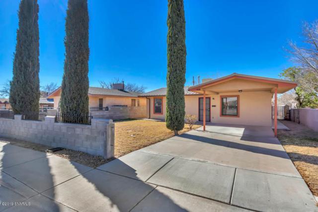 906 Rio Grande Street, Las Cruces, NM 88001 (MLS #1900298) :: Steinborn & Associates Real Estate