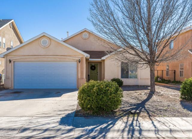 2983 Fountain Avenue, Las Cruces, NM 88007 (MLS #1900303) :: Steinborn & Associates Real Estate