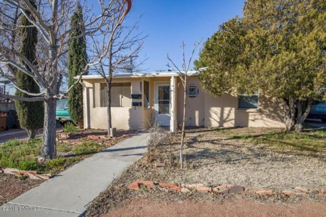 1740 S Solano Drive, Las Cruces, NM 88001 (MLS #1900356) :: Arising Group Real Estate Associates